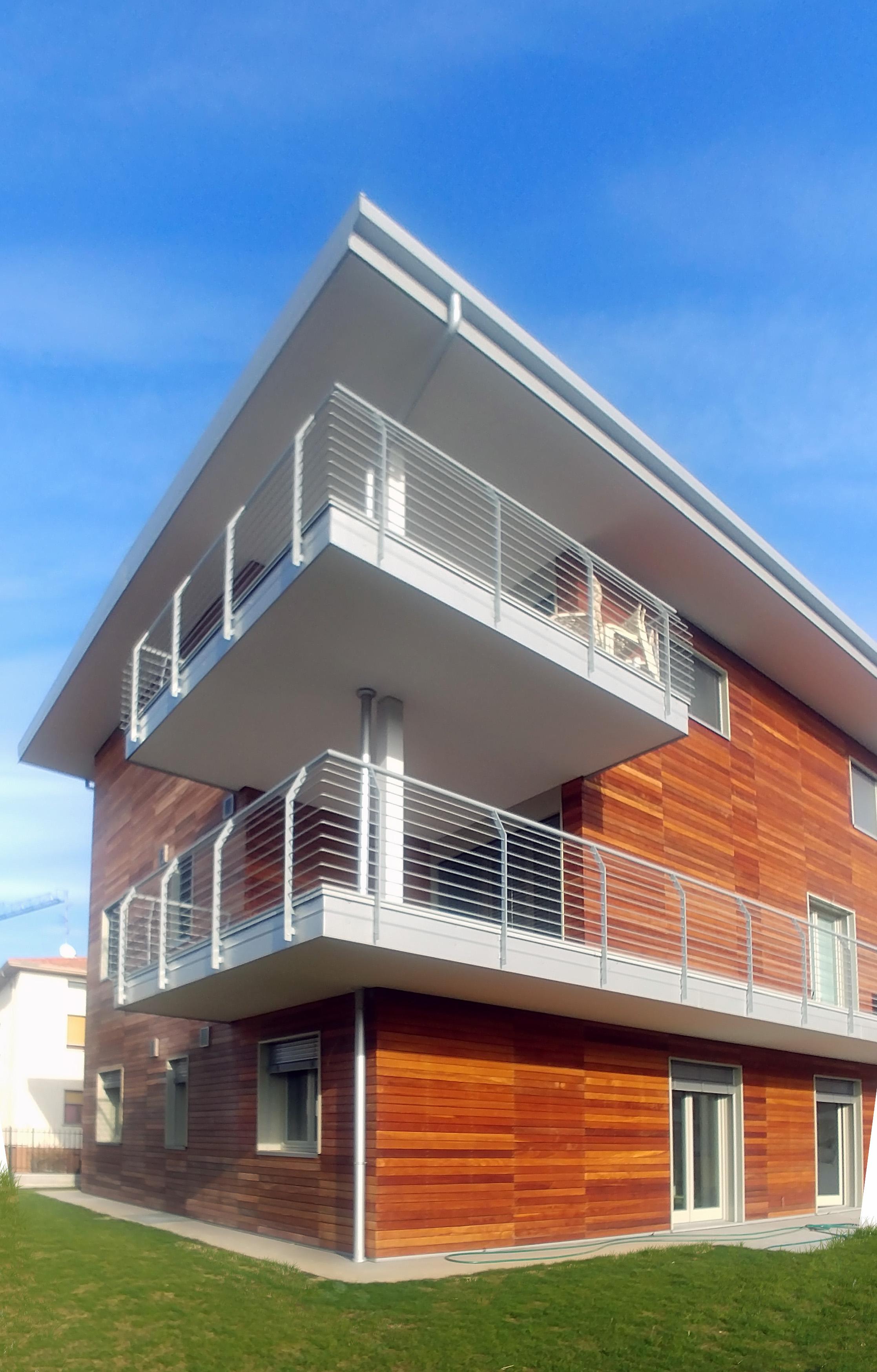 Residenza in via Salmeggia