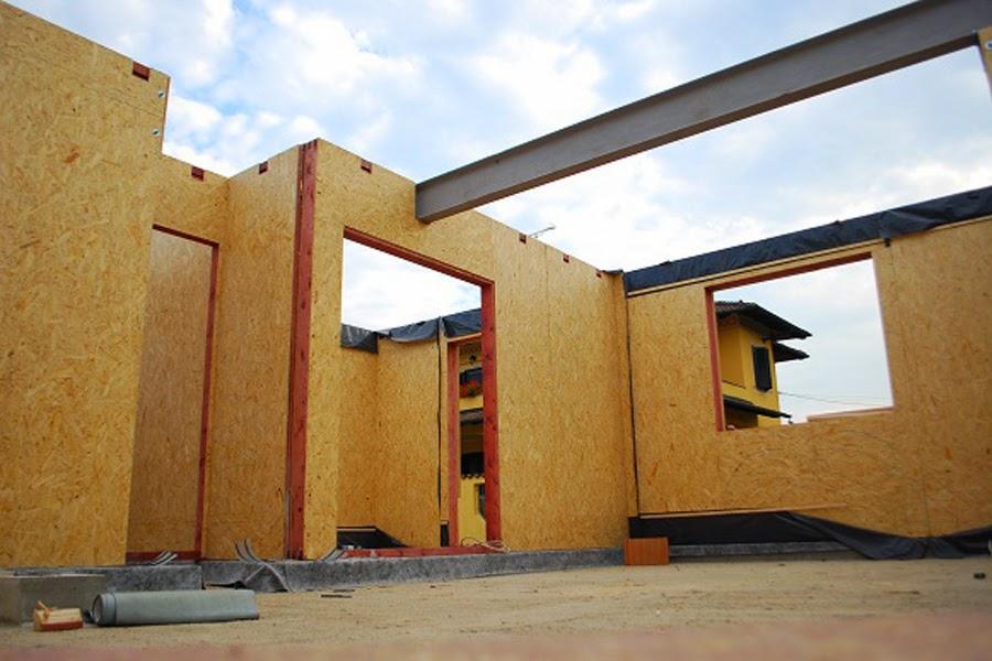 Pareti In Legno Lamellare: Scala in legno fai da te bricoportale e bricolage.