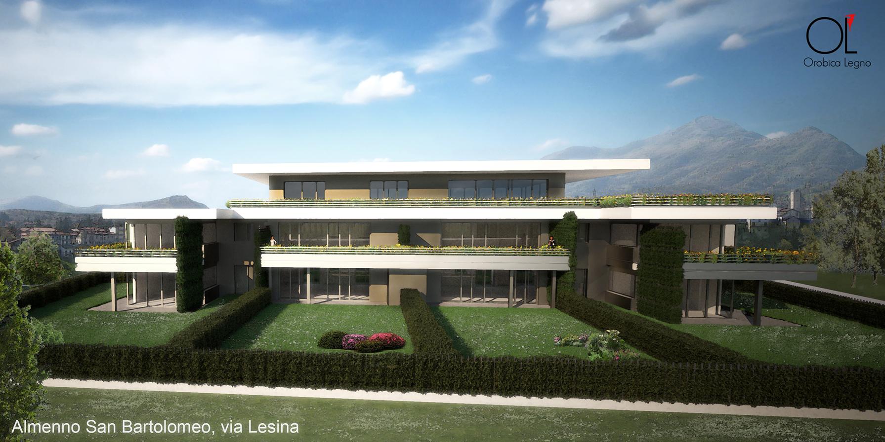 """Residenza """"Golf Club"""" a Almenno San Bartolomeo"""